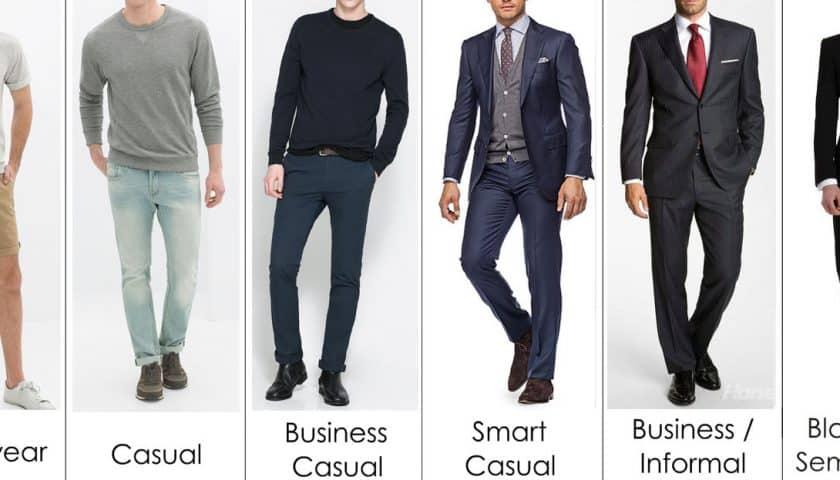 Dress Code : แต่งตัวไปงานอย่างไร